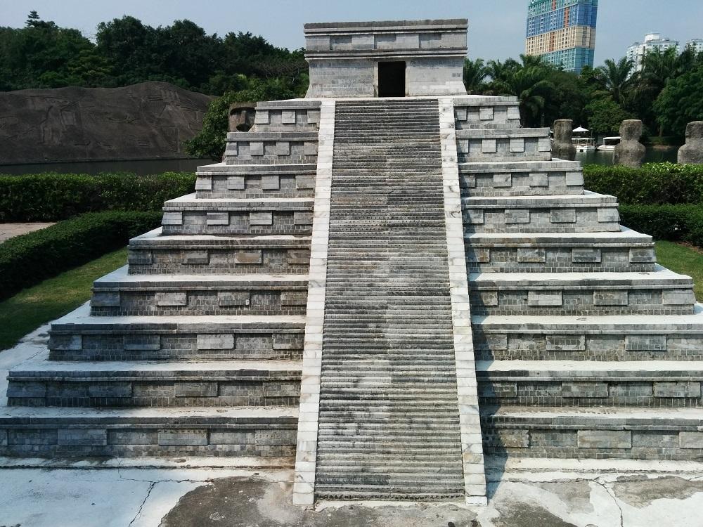 墨西哥金字塔