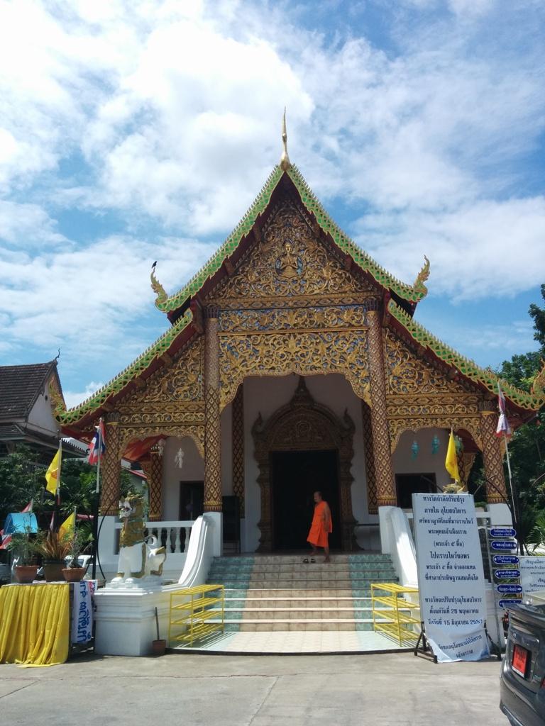 另一所清邁廟宇
