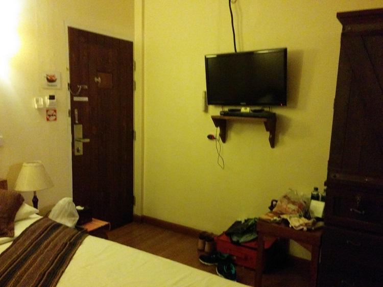 清邁酒店房間2