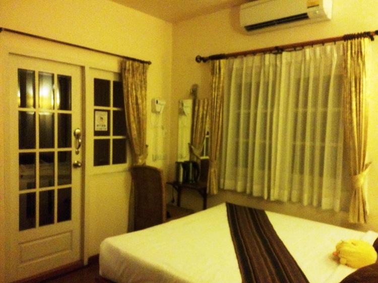 清邁酒店房間3