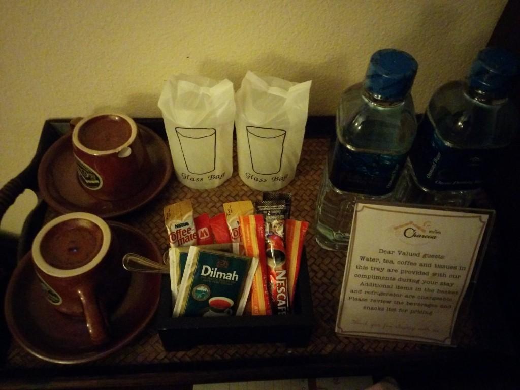 清邁酒店房間4