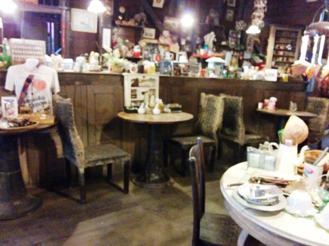 特色咖啡店