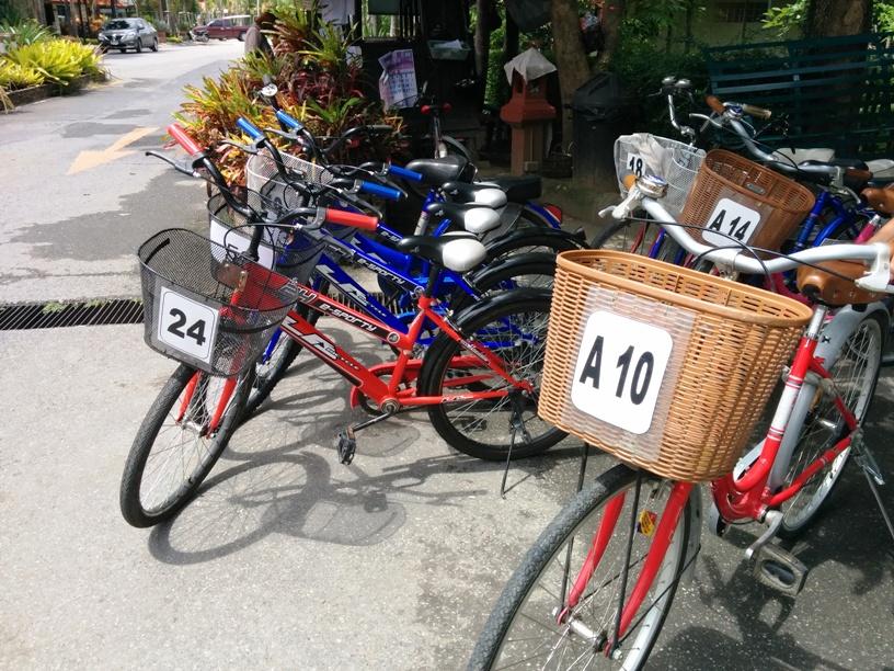 60bhat租腳踏車-2