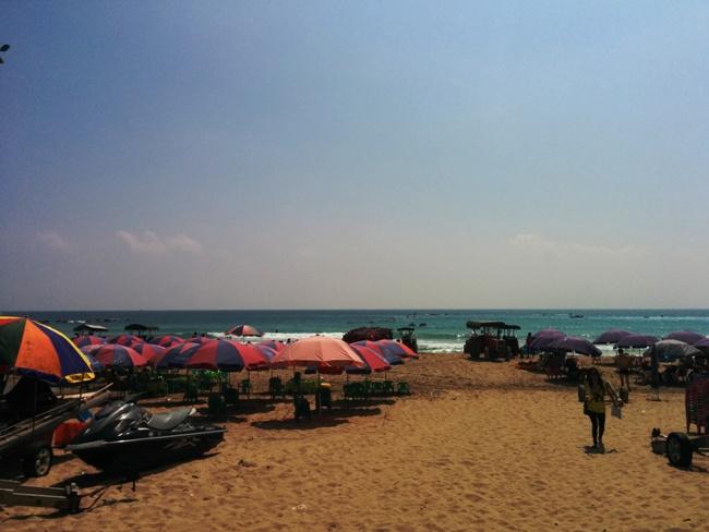 沒有東南亞的沙灘漂亮