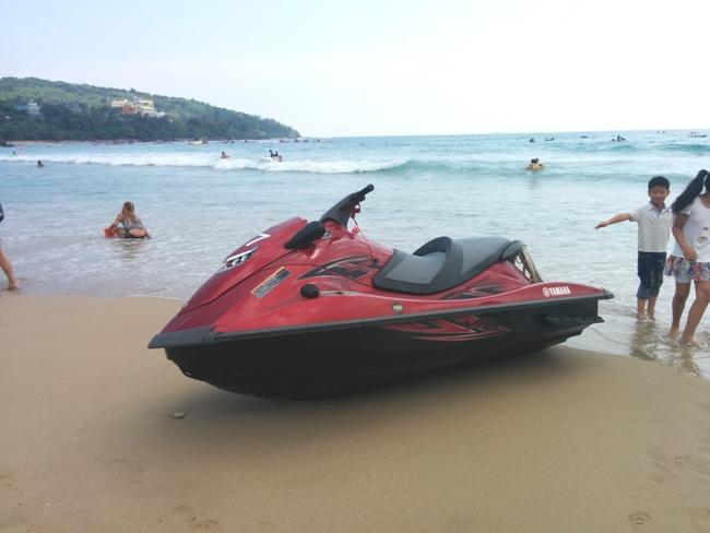 水上電單車