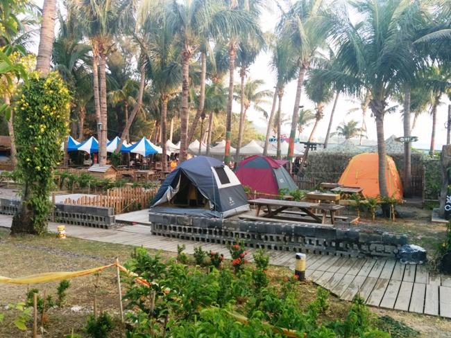 台灣非常適合露營的地方