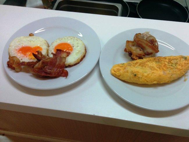 布吉酒店早餐2