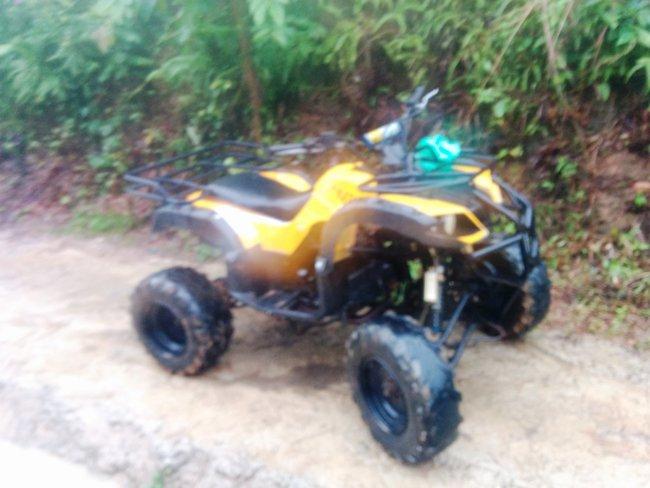 就是這台ATV