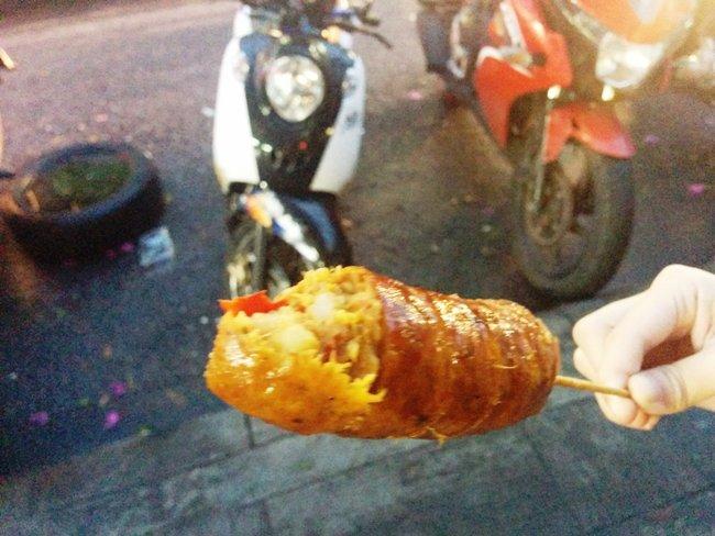 超好吃的泰國腸