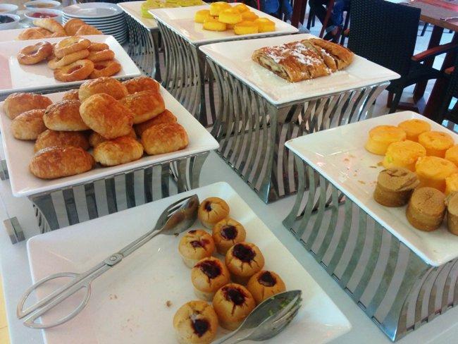 幸好還有「真正的早餐」可選,不然太Heavy了