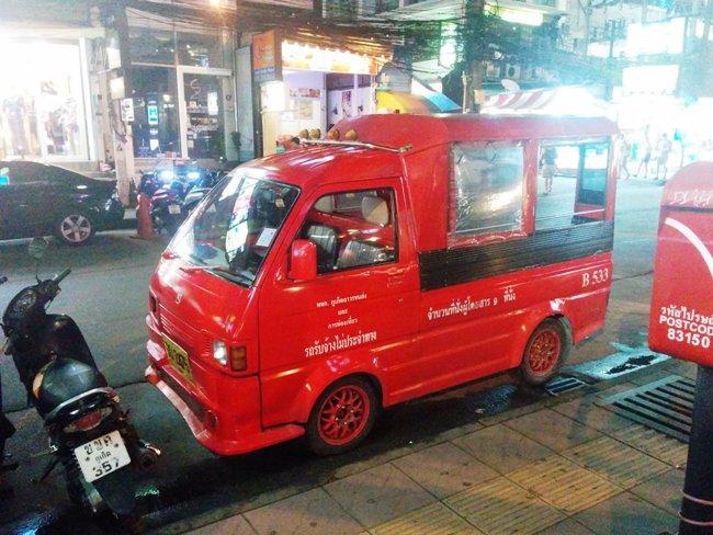 讓我想起可口可樂的tuktuk