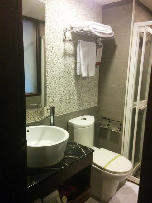 酒店廁所乾淨