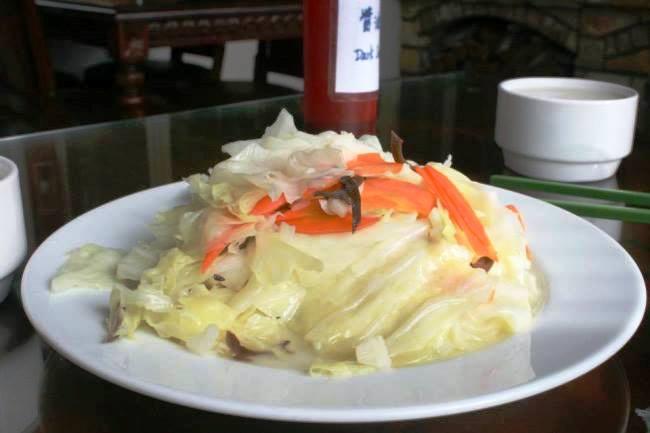 清境新鮮高麗菜