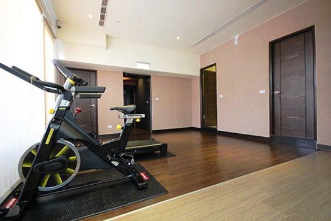 酒店健身設施
