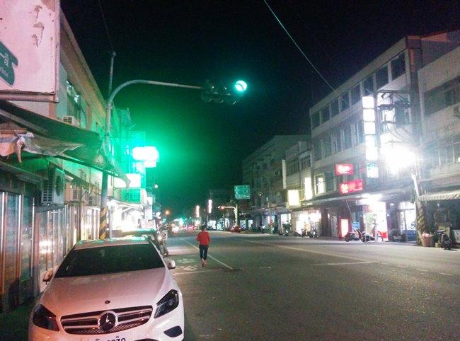 台東城市沒有車