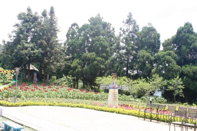 歐洲式花園