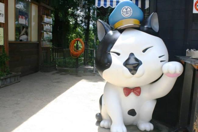 台灣郵政局的吉祥物