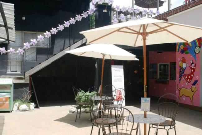 清境紙箱國餐廳