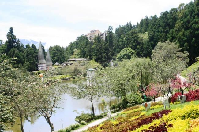瑞士公園全貌