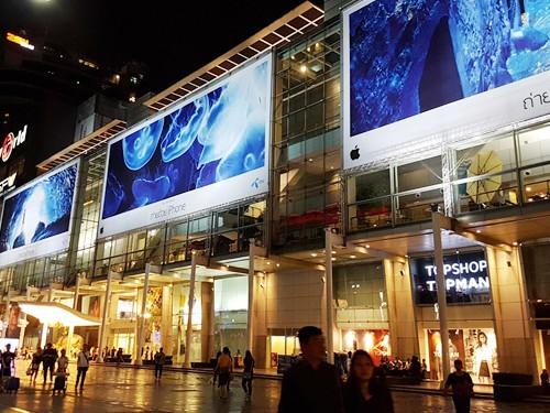 曼谷Central_World