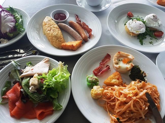 曼谷酒店早餐
