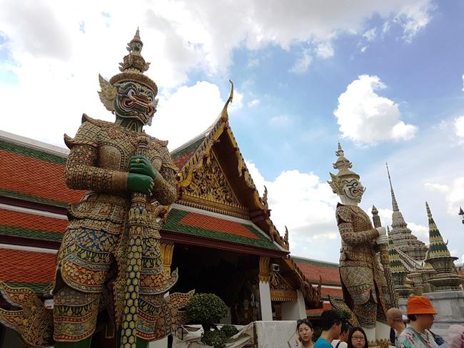 霸氣十足的泰國