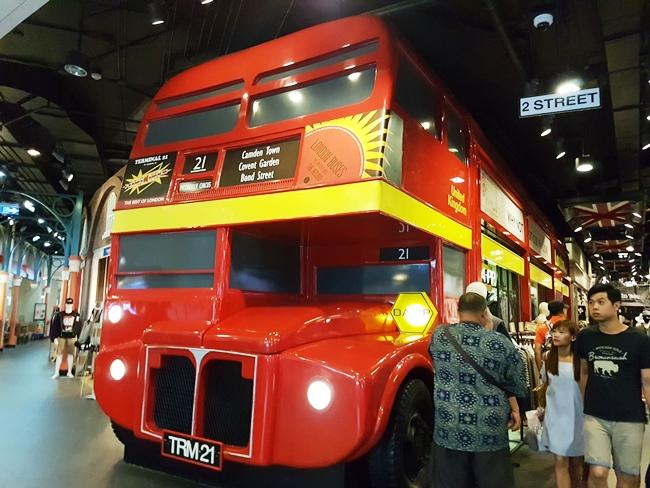 英國懷舊雙層巴士