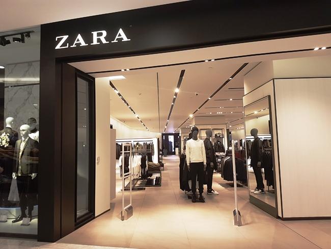 曼谷Zara