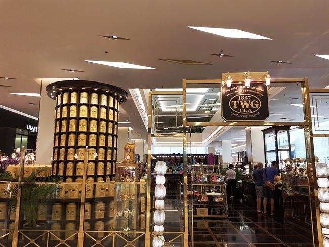 TWG茶專門店