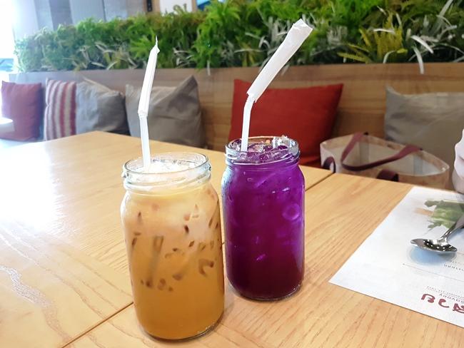 完美泰國飲料