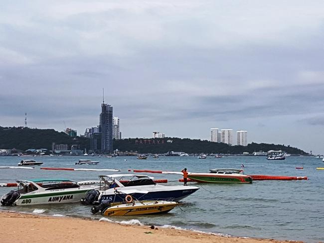 3.到達芭堤雅Pattaya