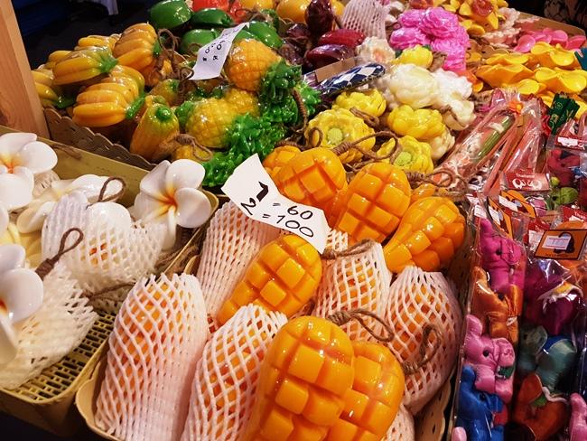 泰國的水果真的很吸引~ 上次小編在布吉也買了幾個回去作手信~