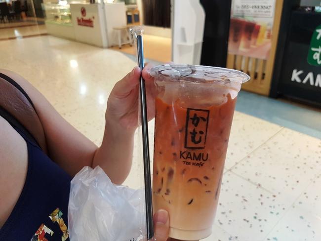 超正泰式奶茶