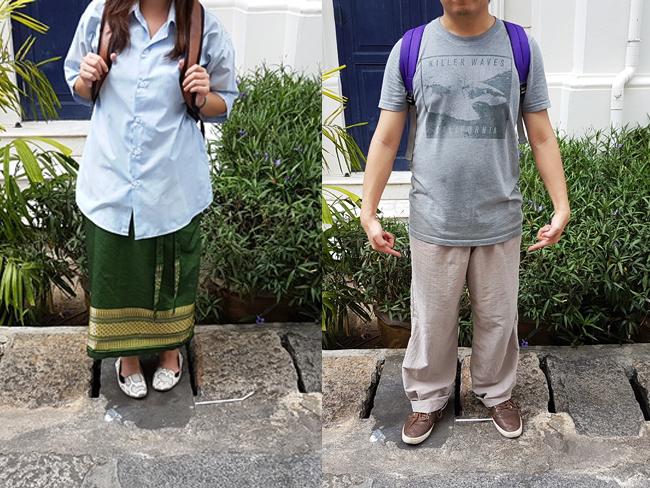 泰國男女裝