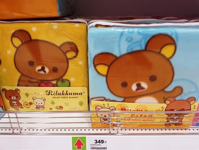 鬆弛熊毛毯