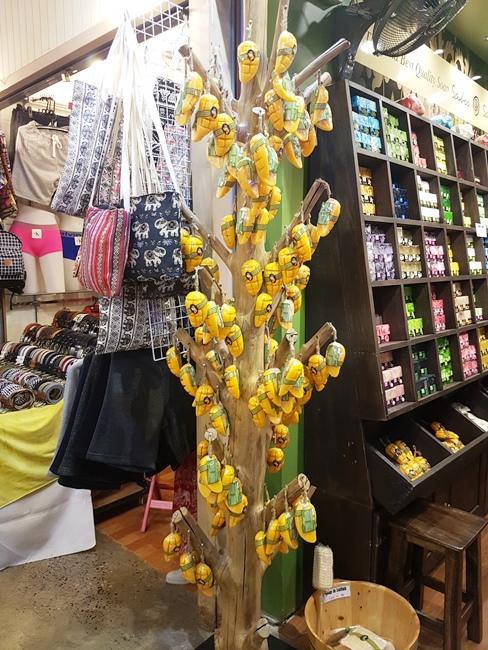 很有創意的芒果樹
