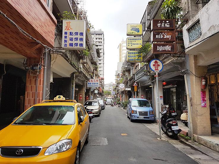 橫街小巷隱藏著文青小店