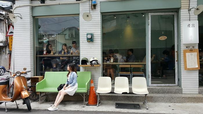 赤峰街有名氣的文青早午餐店
