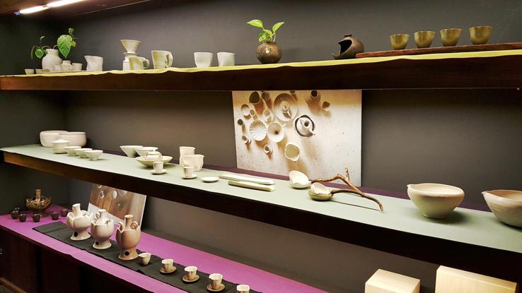 台灣的陶器藝術