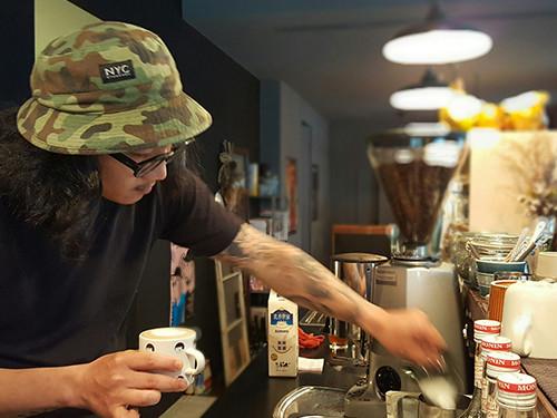 台北自由行咖啡店
