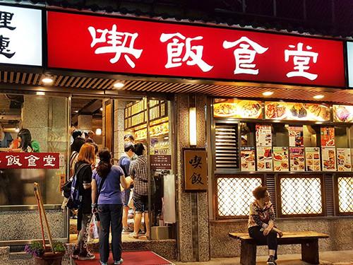台北自由行餐廳