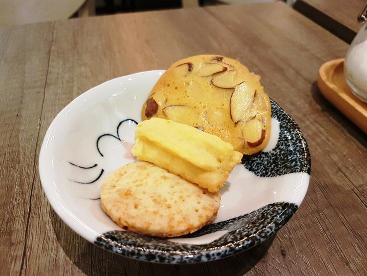 送自製cookie
