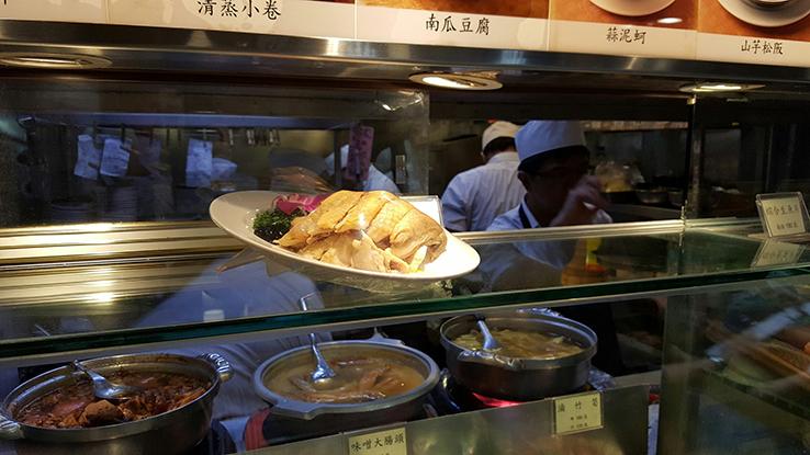 台灣常吃的白斬雞