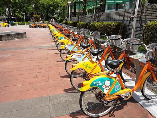 台北單車之旅