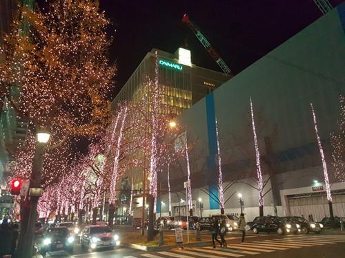 大阪4日3夜自由行