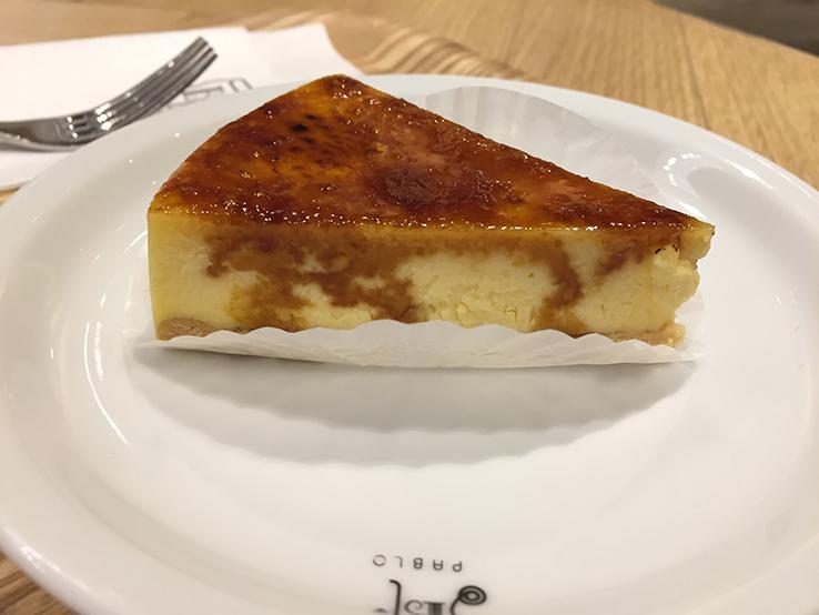 焦糖芝士蛋糕