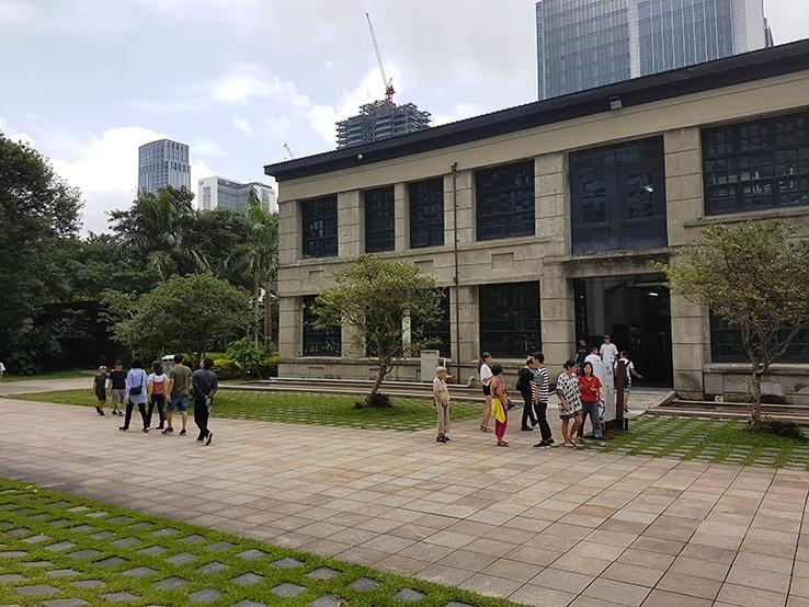 台灣菸草工廠改建