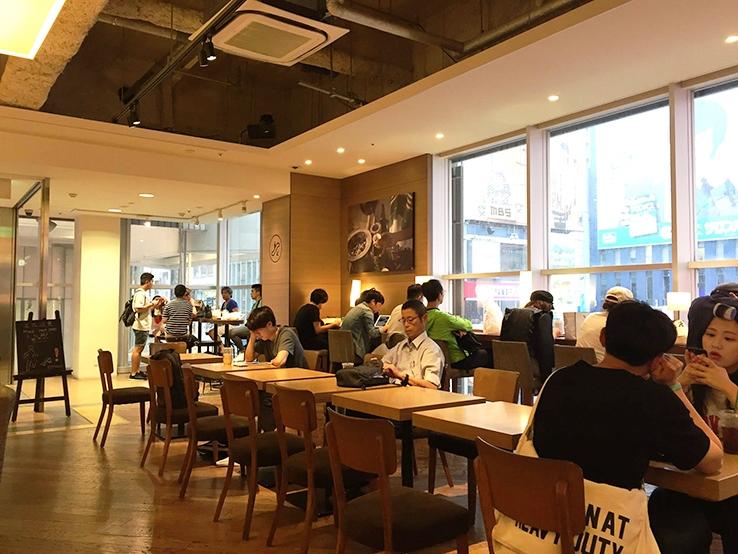 大阪Starbucks