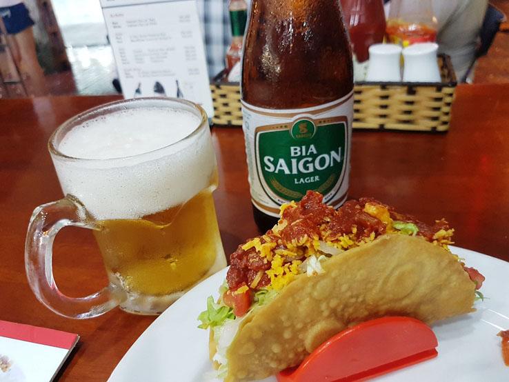 很好吃的Taco