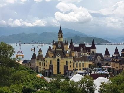 珍珠島遊樂園